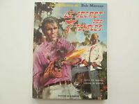 BOB MORANE EO1968 LE SECRET DES 7 TEMPLES BE/TBE VERNES FORTON