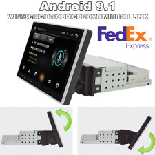 """10.1"""" Android 9.1 1Din Car Stereo Radio Gps Navigation Multimedia Player 1G+16Gb"""