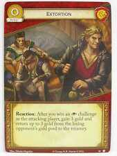 A game of thrones 2.0 LCG - 1x #030 Extortion-sands of Dorne
