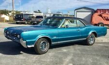 1967 Oldsmobile 442 Cutlass Supreme 442 Package