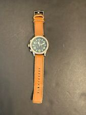 Men's Nixon 51-30 Chrono Watch Large Face 300 M Stainless Steel Japan Movt 11E