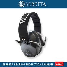 Beretta Standard Hearing Muffs - CF10 black