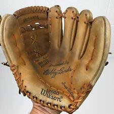 Wilson A2650 Bobby Bonds Leather Baseball Glove Rht Vintage Righty