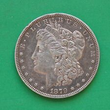 1879 USA Silver Morgan Dollar SNo45146
