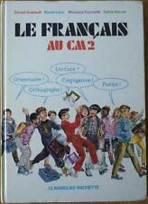 LE FRANCAIS AU CM2 Classiques HACHETTE