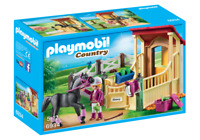 Playmobil 6934 - Horse Stable with Araber - NEW!!
