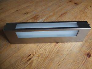Wandleuchte Bloc von Walther Decor 3 x 60 Watt