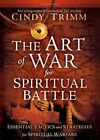 ART OF WAR FOR SPIRITUAL BATTLE by CINDY New 9781599798721 Fast Free Shipping..