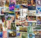 MALTE collections de 25 à 700 timbres différents