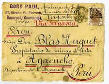 Cover 1893 Mining Rare Destination Romania to Peru