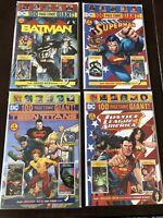 2018 DC GIANT WALMART #1 Lot BATMAN 1,Justice League 1,Superman 1,Teen Titans 1