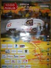 POSTER 1000 MIGLIA BRESCIA MAGGIO 2004   (P13)