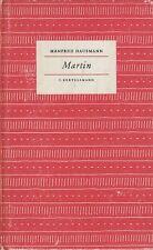 Manfred Hausmann: Martin (illustriert)   1954