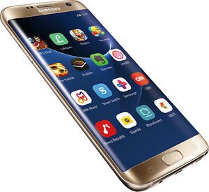 Samsung Galaxy S7 edge SM-G935 () - 32GB - Gold (T-Mobile) 7/10 Burn Image