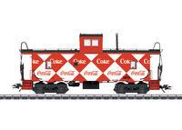 Märklin H0 45708 US Coco-Cola Güterzug-Begleitwagen Caboose CA 3/CA-4 Neu 2018