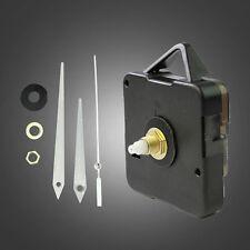 DIY Quartz Clock PRO White Long Movement Mechanism Spindle Parts Repair TKit Hot