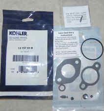 New Kohler OEM Carburetor Repair Kit 1275701 1275701-s