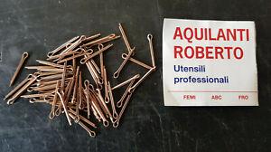 COPPIGLIA in ferro ramato DA diam. 1,5mm x 15 mm