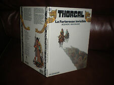 THORGAL N°19 LA FORTERESSE INVISIBLE - EDITION ORIGINALE DL NOVEMBRE 1993