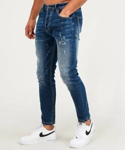 Kings Will Dream Commack Carrot Fit Jeans-Indigo
