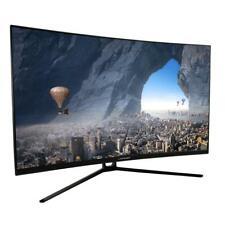 LC-Power 31,5 Zoll Curved Gaming PC Monitor HDMI 1800R 16:9 Bildschirm FreeSync