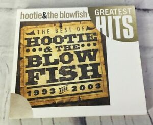 The Best Of Hootie & The Blowfish 1993 thru 2003 Greatest Hits CD