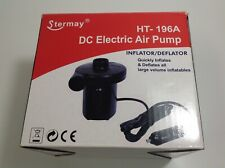 Stermay HT-196A 12V DC electric pump high-efficiency vehicle-mounted air pump