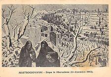 5188) MASTRO GIOVANNI (FILIGNANO, ISERNIA) DOPO LA LIBERAZIONE 15/12/43.