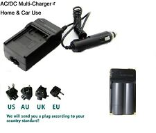 Camera Battery Charger For Canon CB-5L CB5L EOS 50D 40D BP-511 BP-512 BP-511A
