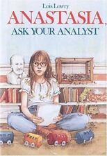 An Anastasia Krupnik Story: Anastasia, Ask Your Analyst by Lowry Lois (1984,...