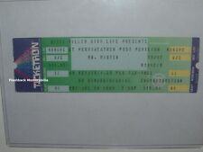 MR. MISTER Unused 1986 Concert Ticket MERRIWEATHER POST PAVILION MD Very Rare