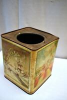 "Vintage N.V ""Gilda"" Confectionery Works Rotterdam Holland Tin Advertising Box ""3"
