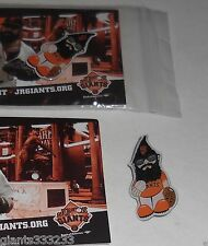 ***Brian Wilson PIN gnome SF Giants  SGA 6/2/2012 PIN San Francisco  NEW