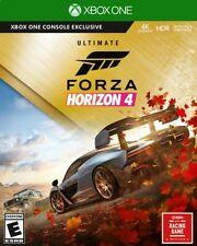 Forza Horizon 4 ULTIMATE EDITION XBOX ONE [ FULL GAME - NO KEY/NO CD ]