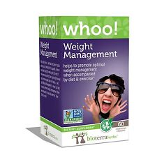 Weight Management... whoo by BioTerra Herbs