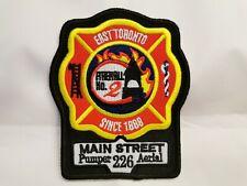 Toronto Fire Station 226 Patch *New Limited Batch*