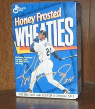 Ken Griffey, Jr--Seattle Mariners--1996 Honey Frosted Wheaties--1 oz Cereal Box