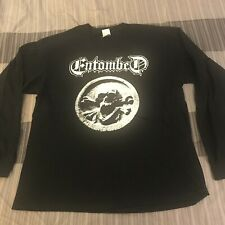 ENTOMBED serpent saints LS XL, Bolt thrower, Carcass, Cancer, Devastation,