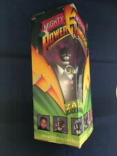 Power Rangers 1993 Black Zach NIB, never opened