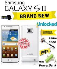 Samsung Galaxy S II Skyrocket SGH-I727 - 16GB - Black (Unlocked) Smartphone