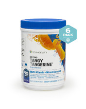 Youngevity Ymart Beyond Tangy Tangerine Original 420g canister 6 Pack Free Shipp