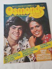 OSMONDS' WORLD MAGAZINE - No. 31 May 1976