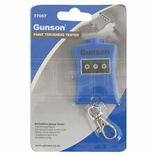 Gunson Paint Thickness Tester