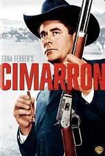 CIMARRON Movie POSTER 27x40 C Glenn Ford Maria Schell Anne Baxter Arthur