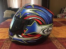Arai Corsair V Collin Edwards Edition