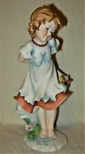 "Giuseppe Armani Porcelain Figurine, ""Light Wings"" #1678C - Original Box Included"