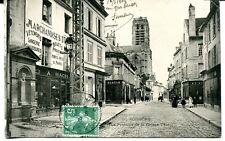 CPA - Carte Postale - France - Soissons - La Fontaine de la Grosse Tête - 1908 (