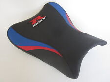 S60 Suzuki GSXR 1000 K7 K8 Front seat cover upgrade-Blue/Red/Black FRONT