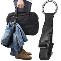 1Pc Anti-theft Luggage Strap Holder Gripper Add Bag Handbag Clip Use to Carry~