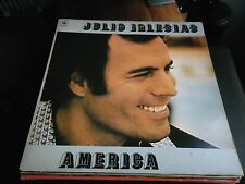 33 TOURS / LP--JULIO IGLESIAS--AMERICA--1978